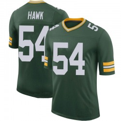 A.J. Hawk Green Bay Packers Youth Limited 100th Vapor Nike Jersey - Green