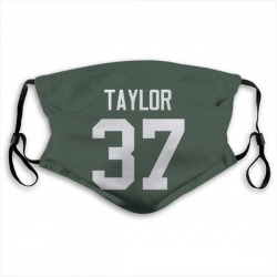 Aaron Taylor Green Bay Packers Reusable & Washable Face Mask