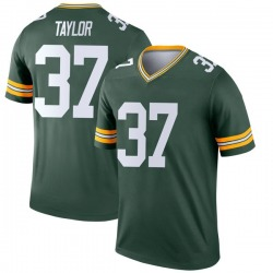 Aaron Taylor Green Bay Packers Youth Legend Nike Jersey - Green