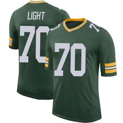 Alex Light Green Bay Packers Men's Limited Green 100th Vapor Nike Jersey - Light Green