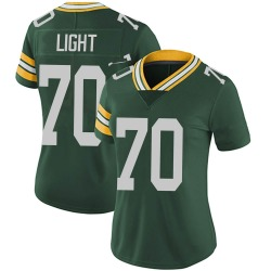 Alex Light Green Bay Packers Women's Limited Team Color Vapor Untouchable Nike Jersey - Green