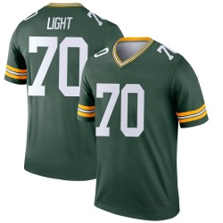 Alex Light Green Bay Packers Youth Legend Nike Jersey - Green