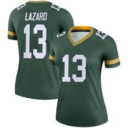 Allen Lazard Green Bay Packers Women's Legend Nike Jersey - Green
