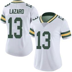Allen Lazard Green Bay Packers Women's Limited Vapor Untouchable Nike Jersey - White