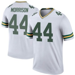 Antonio Morrison Green Bay Packers Men's Color Rush Legend Nike Jersey - White