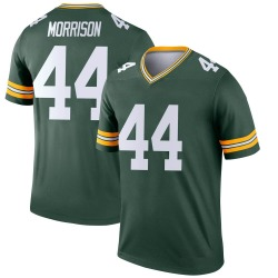 Antonio Morrison Green Bay Packers Men's Legend Nike Jersey - Green