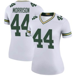 Antonio Morrison Green Bay Packers Women's Color Rush Legend Nike Jersey - White