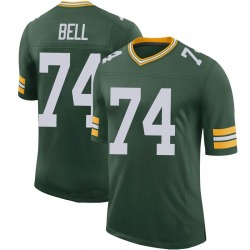 Byron Bell Green Bay Packers Men's Limited 100th Vapor Nike Jersey - Green