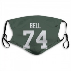 Byron Bell Green Bay Packers Reusable & Washable Face Mask