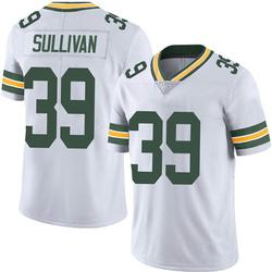 Chandon Sullivan Green Bay Packers Men's Limited Vapor Untouchable Nike Jersey - White
