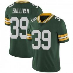 Chandon Sullivan Green Bay Packers Youth Limited Team Color Vapor Untouchable Nike Jersey - Green
