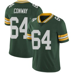 Cody Conway Green Bay Packers Men's Limited Team Color Vapor Untouchable Nike Jersey - Green