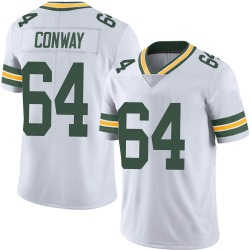 Cody Conway Green Bay Packers Men's Limited Vapor Untouchable Nike Jersey - White