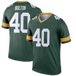 Curtis Bolton Green Bay Packers Men's Legend Nike Jersey - Green