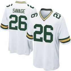Darnell Savage Jr. Green Bay Packers Youth Game Nike Jersey - White