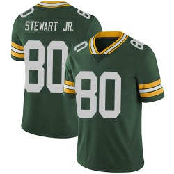 Darrell Stewart Jr. Green Bay Packers Men's Limited Team Color Vapor Untouchable Nike Jersey - Green