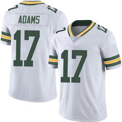 Davante Adams Green Bay Packers Men's Limited Vapor Untouchable Nike Jersey - White