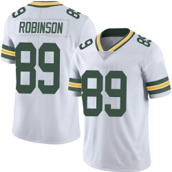 Dave Robinson Green Bay Packers Men's Limited Vapor Untouchable Nike Jersey - White