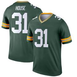 Davon House Green Bay Packers Men's Legend Jersey - Green