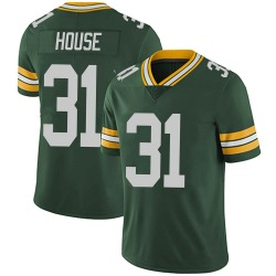 Davon House Green Bay Packers Men's Limited Team Color Vapor Untouchable Nike Jersey - Green