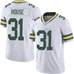 Davon House Green Bay Packers Men's Limited Vapor Untouchable Nike Jersey - White