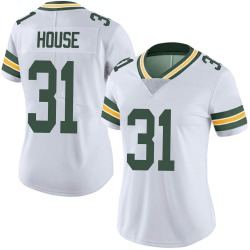 Davon House Green Bay Packers Women's Limited Vapor Untouchable Nike Jersey - White