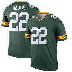 Dexter Williams Green Bay Packers Men's Legend Nike Jersey - Green