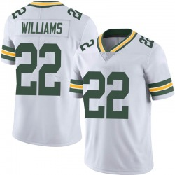 Dexter Williams Green Bay Packers Men's Limited Vapor Untouchable Nike Jersey - White