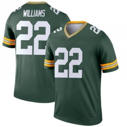 Dexter Williams Green Bay Packers Youth Legend Nike Jersey - Green
