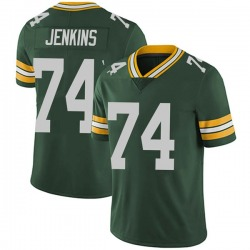 Elgton Jenkins Green Bay Packers Youth Limited Team Color Vapor Untouchable Nike Jersey - Green