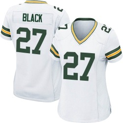 Henry Black Green Bay Packers Women's Game Nike Jersey - White