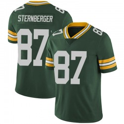 Jace Sternberger Green Bay Packers Men's Limited Team Color Vapor Untouchable Nike Jersey - Green