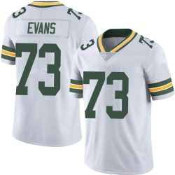 Jahri Evans Green Bay Packers Men's Limited Vapor Untouchable Nike Jersey - White