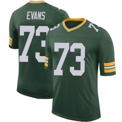 Jahri Evans Green Bay Packers Youth Limited 100th Vapor Nike Jersey - Green