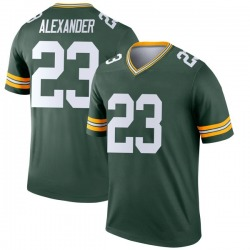 Jaire Alexander Green Bay Packers Men's Legend Nike Jersey - Green