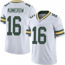 Jake Kumerow Green Bay Packers Men's Limited Vapor Untouchable Nike Jersey - White