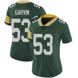 Jonathan Garvin Green Bay Packers Women's Limited Team Color Vapor Untouchable Nike Jersey - Green