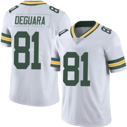 Josiah Deguara Green Bay Packers Men's Limited Vapor Untouchable Nike Jersey - White