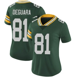 Josiah Deguara Green Bay Packers Women's Limited Team Color Vapor Untouchable Nike Jersey - Green