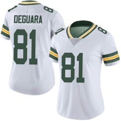Josiah Deguara Green Bay Packers Women's Limited Vapor Untouchable Nike Jersey - White