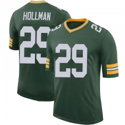 Ka'dar Hollman Green Bay Packers Men's Limited 100th Vapor Nike Jersey - Green