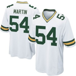 Kamal Martin Green Bay Packers Men's Game Nike Jersey - White