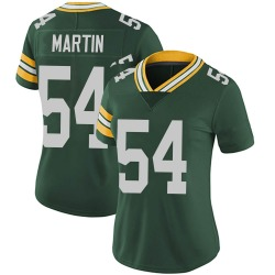 Kamal Martin Green Bay Packers Women's Limited Team Color Vapor Untouchable Nike Jersey - Green