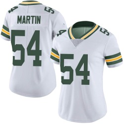 Kamal Martin Green Bay Packers Women's Limited Vapor Untouchable Nike Jersey - White