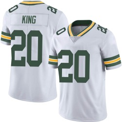 Kevin King Green Bay Packers Men's Limited Vapor Untouchable Nike Jersey - White