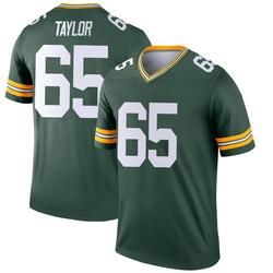 Lane Taylor Green Bay Packers Men's Legend Jersey - Green