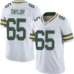 Lane Taylor Green Bay Packers Men's Limited Vapor Untouchable Nike Jersey - White