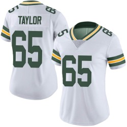 Lane Taylor Green Bay Packers Women's Limited Vapor Untouchable Nike Jersey - White