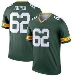 Lucas Patrick Green Bay Packers Men's Legend Nike Jersey - Green