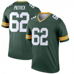 Lucas Patrick Green Bay Packers Youth Legend Nike Jersey - Green